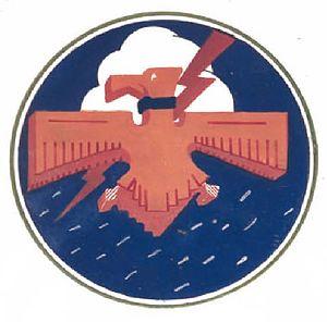 1st Weather Reconnaissance Squadron - Image: 1st Weather Reconnaissance Squadron Insignia