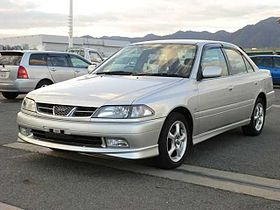 Px Toyota Carina Gt At