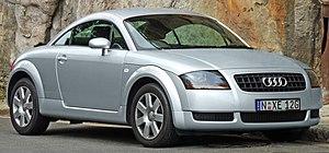 Audi TT - Facelift Audi TT 1.8 T coupe, Australia