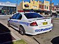 2003 Ford BA Falcon XR8 - NSW Police (5497895759).jpg
