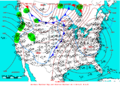 2006-01-27 Surface Weather Map NOAA.png
