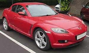 Mazda RX-8 - 2004–2008 Mazda RX-8