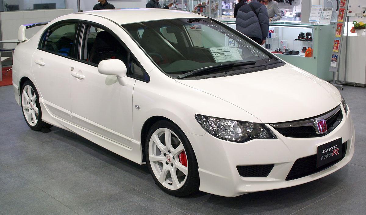 Where Is Honda Made >> Honda Civic Type R - Wikipedia