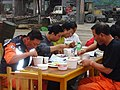 2008년 중앙119구조단 중국 쓰촨성 대지진 국제 출동(四川省 大地震, 사천성 대지진) SSL27421.JPG