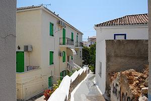 Spetses - Street of Spetses