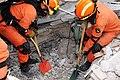 2010년 중앙119구조단 아이티 지진 국제출동100119 몬타나호텔 수색활동 (552).jpg