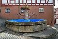 2011-09-12 Biedenkopf Oberstaedter Marktbrunnen.JPG