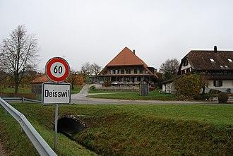 Deisswil bei Münchenbuchsee - Deisswil bei Münchenbuchsee village