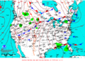 2012-06-09 Surface Weather Map NOAA.png