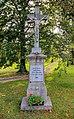2012 Olbrachcice, Krzyż przy skrzyżowaniu.jpg