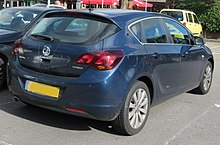 057dcf5402 Vauxhall Astra - Wikipedia