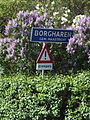 20130505 Maastricht Borgharen 01 City limit sign.JPG