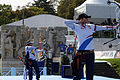 2013 FITA Archery World Cup - Women's individual compound - Semifinals - 13.jpg
