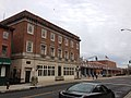 2014-12-28 11 59 53 Front of the Trenton Fire Headquarters on Perry Street in Trenton, New Jersey.JPG