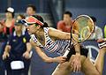 2014 US Open (Tennis) - Qualifying Rounds - Misa Eguchi (14873067428).jpg