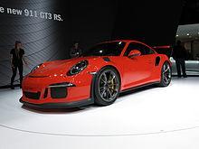 2015 Porsche 911 Gt3 Rs Interior