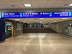 2015-04-14 00 28 03 View from the inner end of Concourse D towards the International Terminal at Salt Lake City International Airport, Utah.jpg