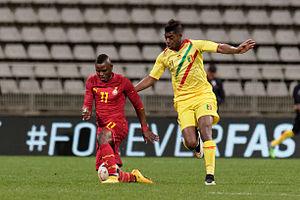 Mana Dembélé - Mana Dembélé (Mali) vs Wakaso Mubarak (Ghana)