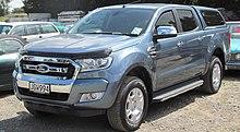 facelift ford ranger xlt 4 door
