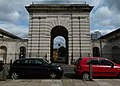 2015 London-Woolwich, Cambridge Barracks gate house 02.JPG