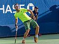 2015 US Open Tennis - Qualies - Guilherme Clezar (BRA) def. Nicolas Almagro (ESP) (12) (20529714734).jpg