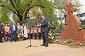 2016-04-24. Открытие хачкара в Донецке 065.jpg