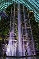 2016 Singapur, Gardens by the Bay, Las Mglisty (02).jpg