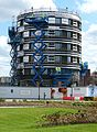 2017-Woolwich, construction site Royal Arsenal hotel - 4.jpg