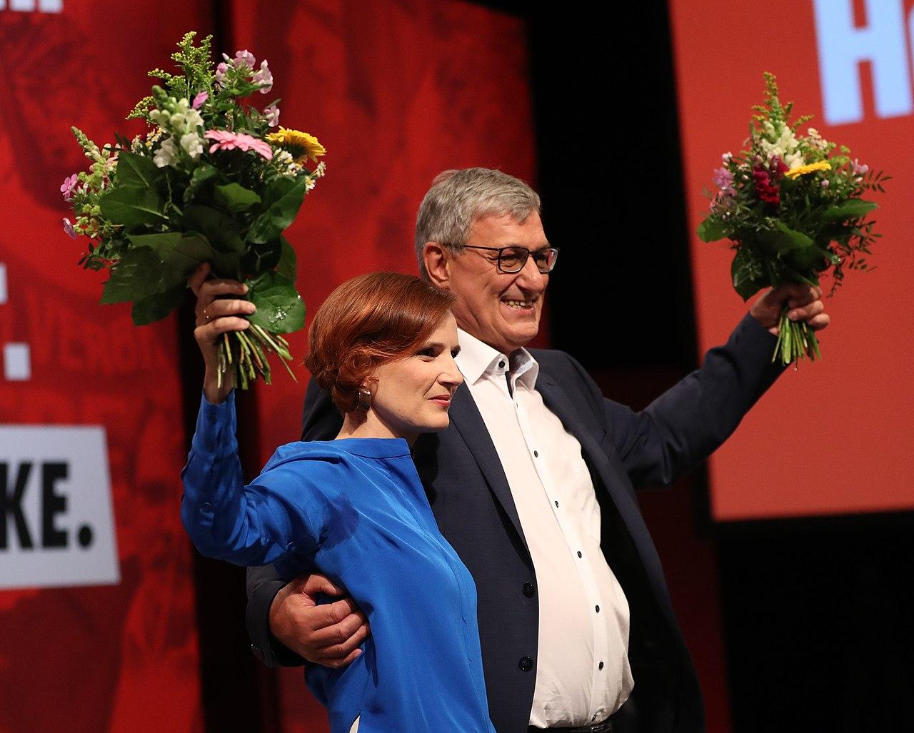 2018-06-09 Bundesparteitag Die Linke 2018 in Leipzig by Sandro Halank–103.jpg