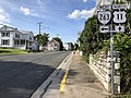 2018-08-31 16 49 09 View north along U.S. Route 11 (Main Street) at Virginia State Route 263 (Bryce Boulevard) in Mount Jackson, Shenandoah County, Virginia.jpg