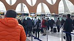 20190218 120059 Sheremetyevo Airport terminal D February 2019 passport control.jpg