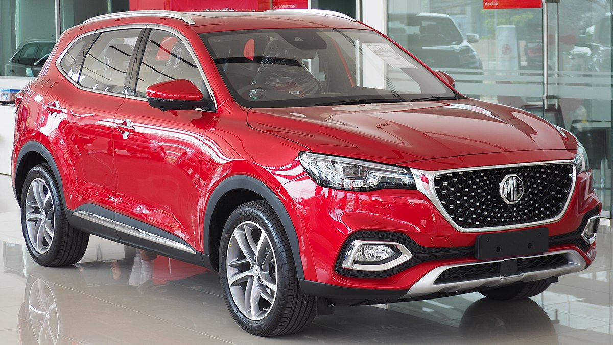 MG ZS EV (2020) - pictures, information & specs