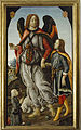 20 Archangele Raffaele con Tobiolo e un giovane. 156х89 1480-90 Firenze Santa Maria del Fiore, Sacrestia.jpg