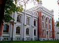 2138. Peterhof. Palace Gothic stables.jpg