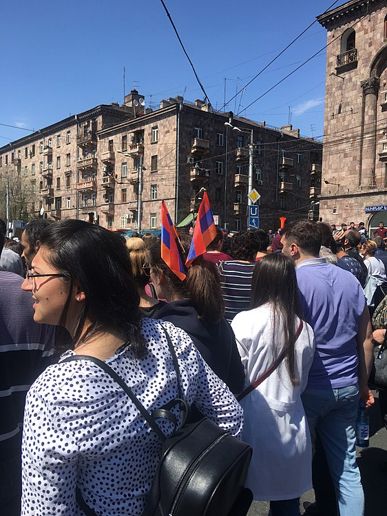 23.04.2018 Protest Demonstration, Yerevan 29.jpg