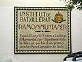 289 IES Ramon Muntaner, placa ceràmica.jpg