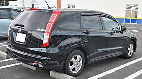 2nd Honda Stream Rear.JPG