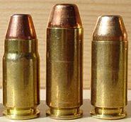 357SIG ammo