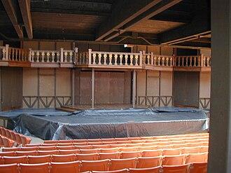 Utah Shakespeare Festival - The Adams Theater stage