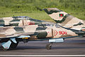 3 Nanchang A-5 Lined Up for Formation Take Off (8130175266).jpg