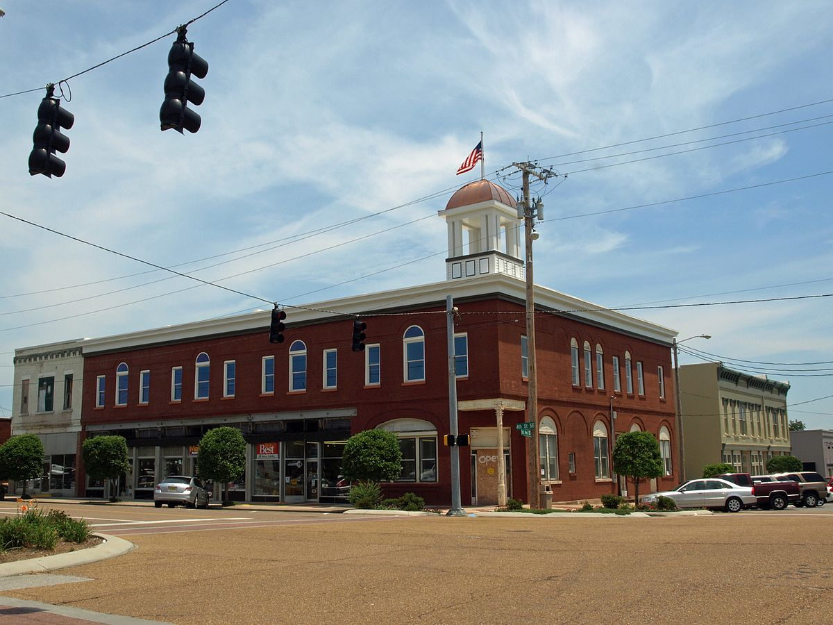 Cullman Downtown Commercial Historic District