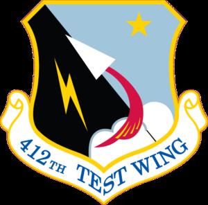 Tonopah Test Range - Image: 412th Test Wing