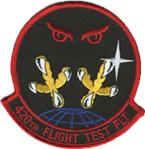 420th Flight Test Flight - Emblem.png
