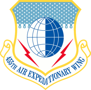 455th Air Expeditionary Wing - Image: 455th Air Expeditionary Wing