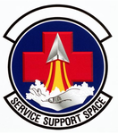 45 Medical Support Sq emblem.png