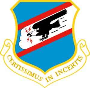 464th Troop Carrier Group - Image: 464th Tactical Airlift Wing Emblem