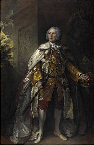 John Campbell, 4th Duke of Argyll - The 4th Duke of Argyll.
