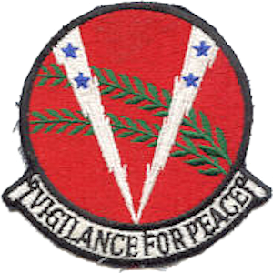 524th Bombardment Squadron - Emblem of the 524th Bombardment Squadron