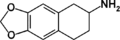 6,7-Methylenedioxy-2-aminotetralin2.png