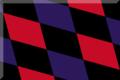 600px Nero con scacchi Rossi e Blu.png